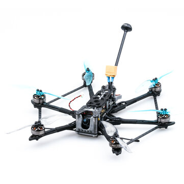 Coupone for Flywoo HEXplorer LR 4 4S Hexa-copter PNP/BNF Analog Caddx Ant Cam 600mw VTX FPV Racing RC Drone