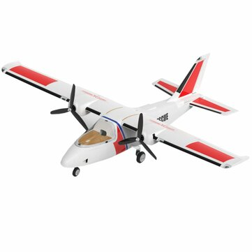 Coupone for Sonicmodell Binary 1200mm Wingspan EPO Twin Motor Multirole Aerial Survey FPV Platform Mapping RC Airplane KIT