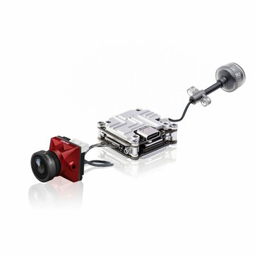 Coupone for Eachine Caddx Joint Nebula Micro Edition 1000TVL 1.66mm FOV 165 Degree Analog Digital Camera 720P 60fps With Vista HD System 5.8GHz FPV Transmitter VTX AIO Combo KIT Compatible With DJI Unit FPV Googles