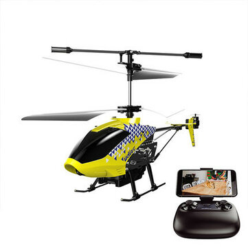 Coupone for UDIRC U12S 2.4G 3.5CH RC Helicopter RTF with FPV Wifi Camera