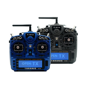 Coupone for FrSky Taranis X9D Plus SE 2019 24CH ACCESS ACCST D16 Mode2 Transmitter M9 Hall Sensor Gimbal PARA Wireless Training Function for RC Drone