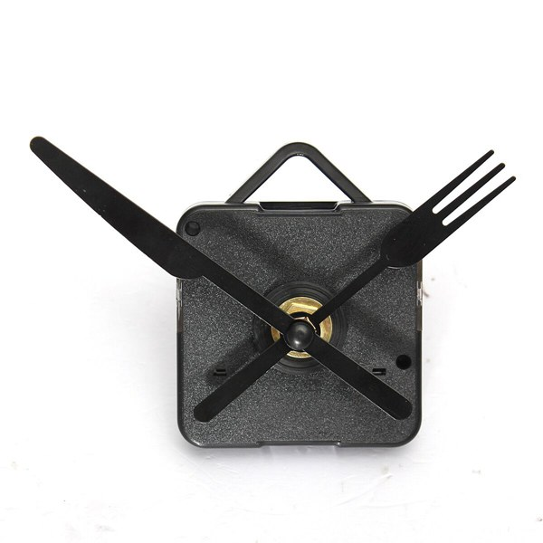 DIY Quartz Silent Clock Movement Mechanism Repair Part Kit