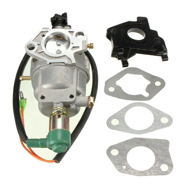 188/190F Carb Carburetor For Jingke Huayi Kinzo Ruixing 13HP 14HP 15HP 188F 190F Gasket