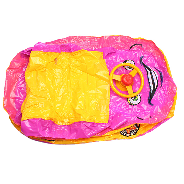 Safety Car Sunshade Inflatable Baby Float Seat Boat Swi