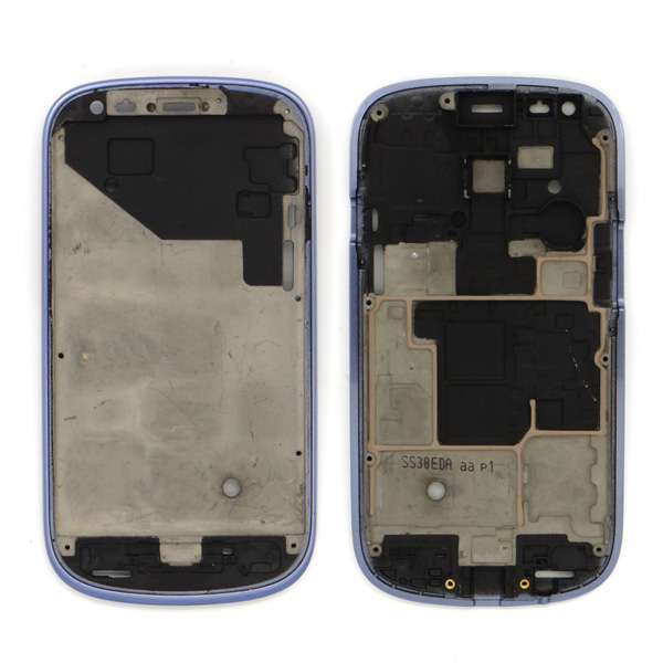 LCD Display Digitizer Assembly Frame For Samsung S