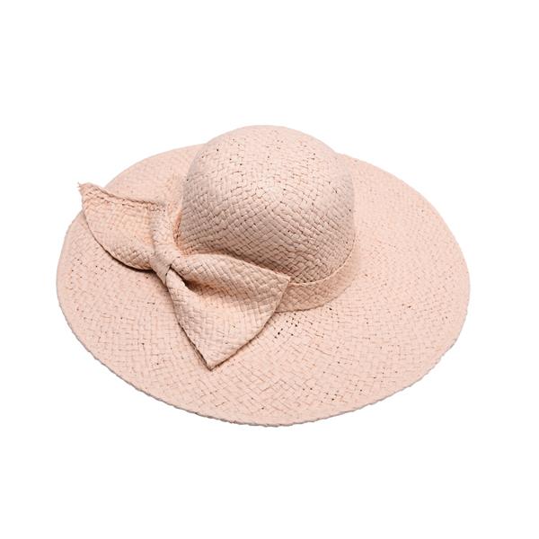 LYZA Women Summer Breathable Straw Sun Hats Foldable Wide Brim Visor Beach Hat