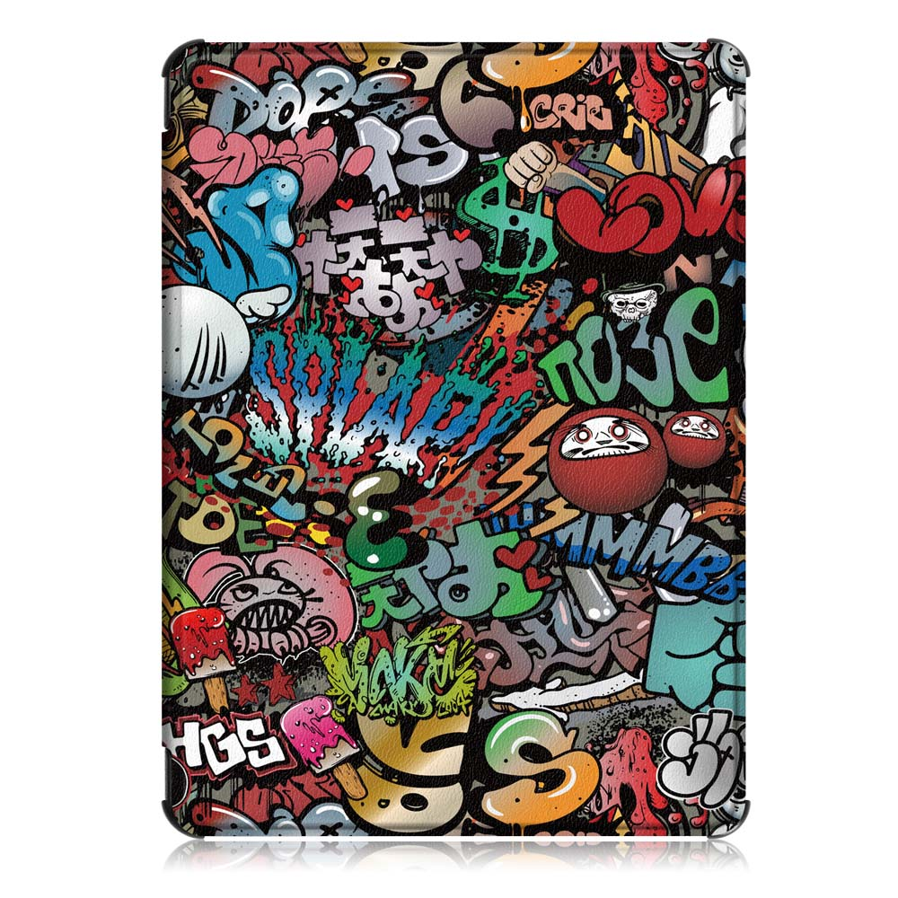 Printing Tablet Case Cover for Kindle 2019 Youth - Dood