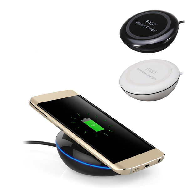 Bakeey Qi Wireless Fast Charger With LED Indicator