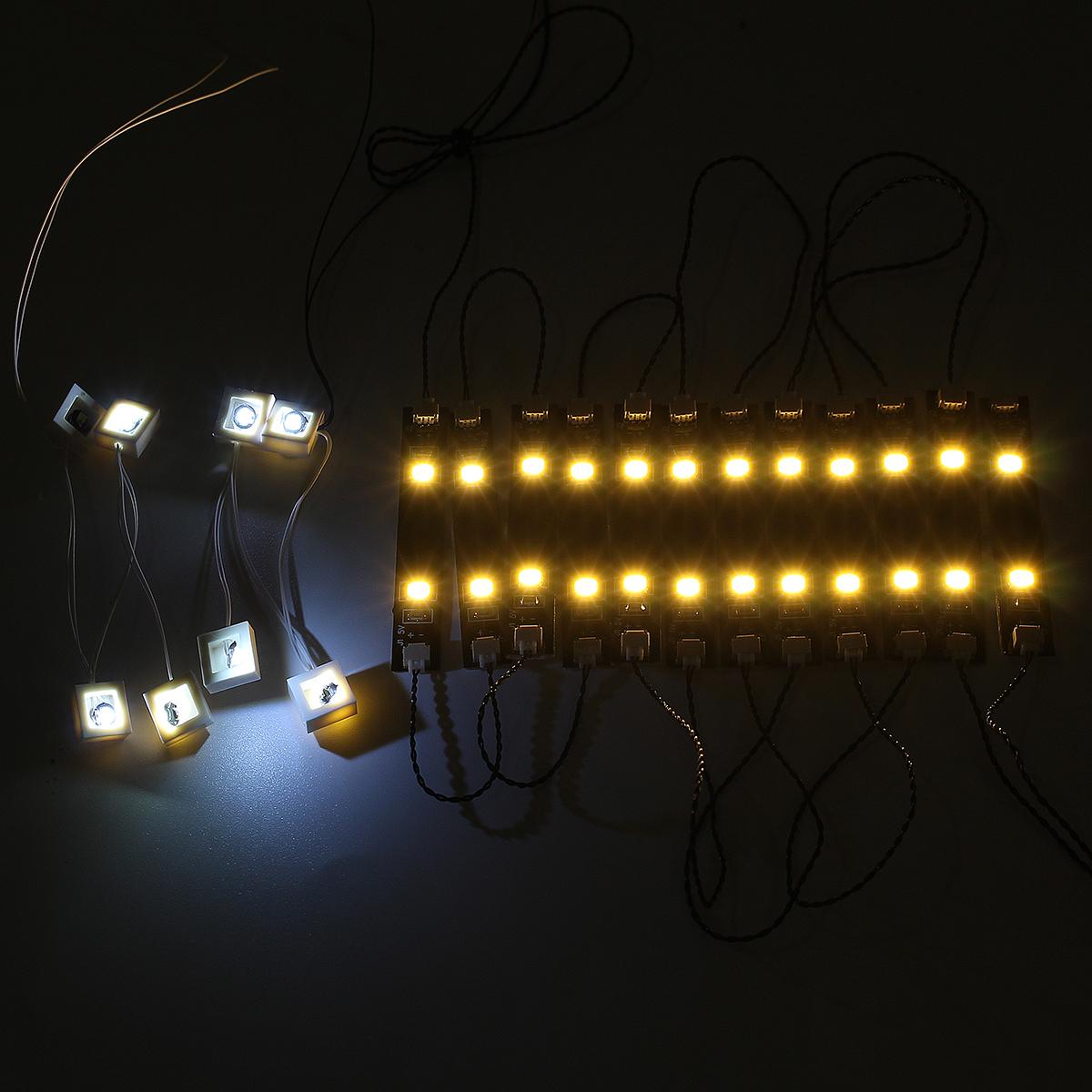 LED Lighting kit for LEGO ® 10243 Parisian Restaurant