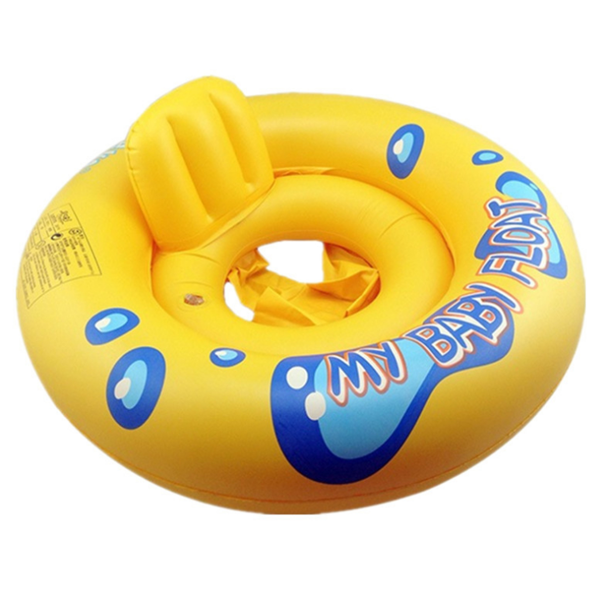 Inflatable Baby Infant Kids Seat Aid Swimming Ring Wate