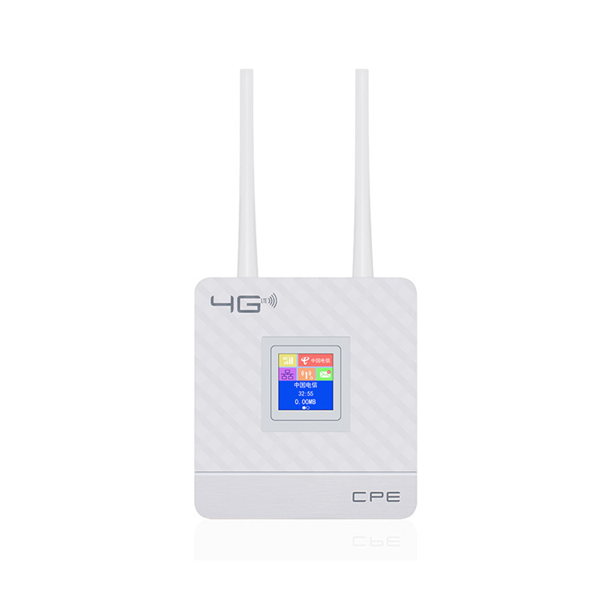 2.4G 4G LTE Wifi Router CPE Router Support for 20