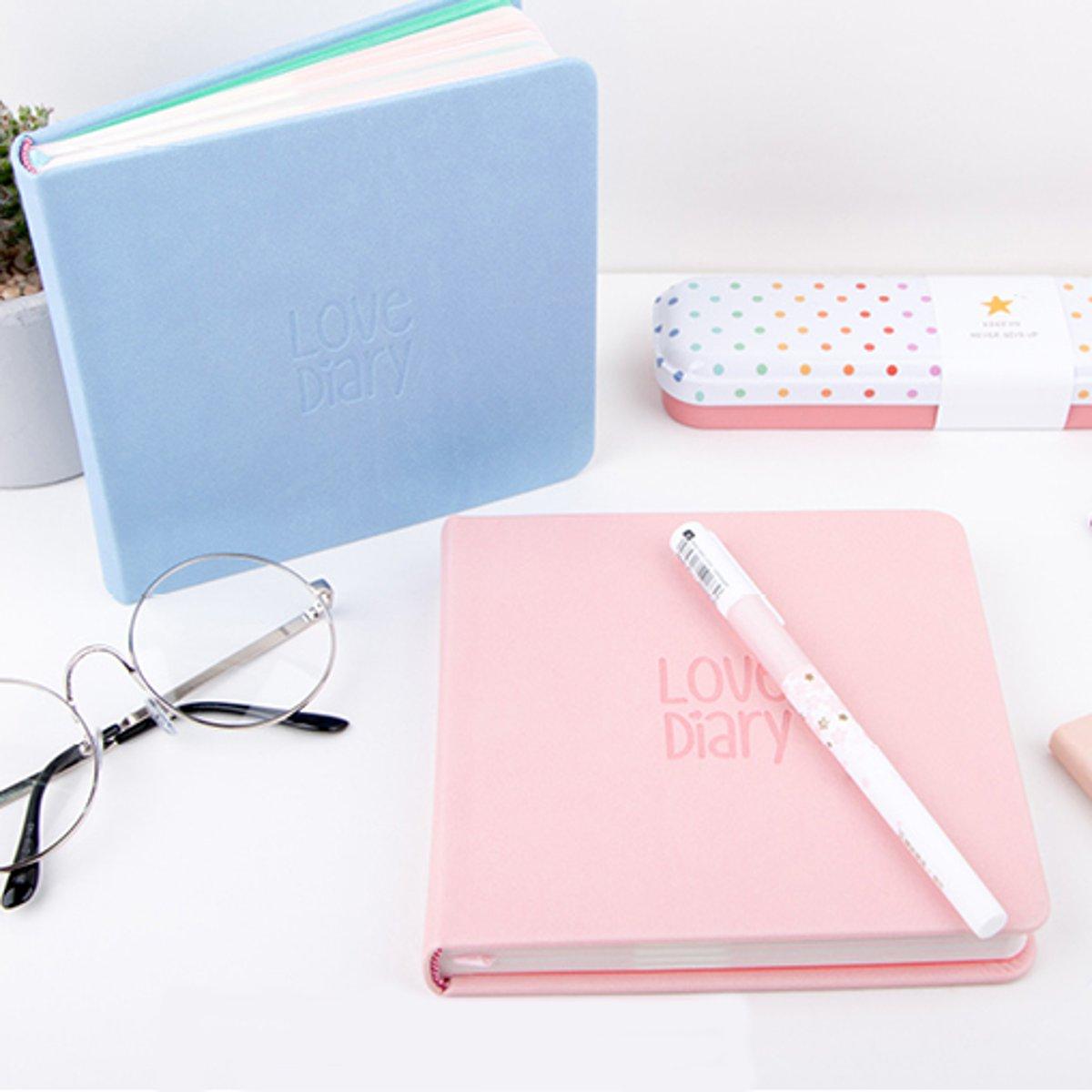 DIY Lover Notebook Cute Romantic Diary Planner Or
