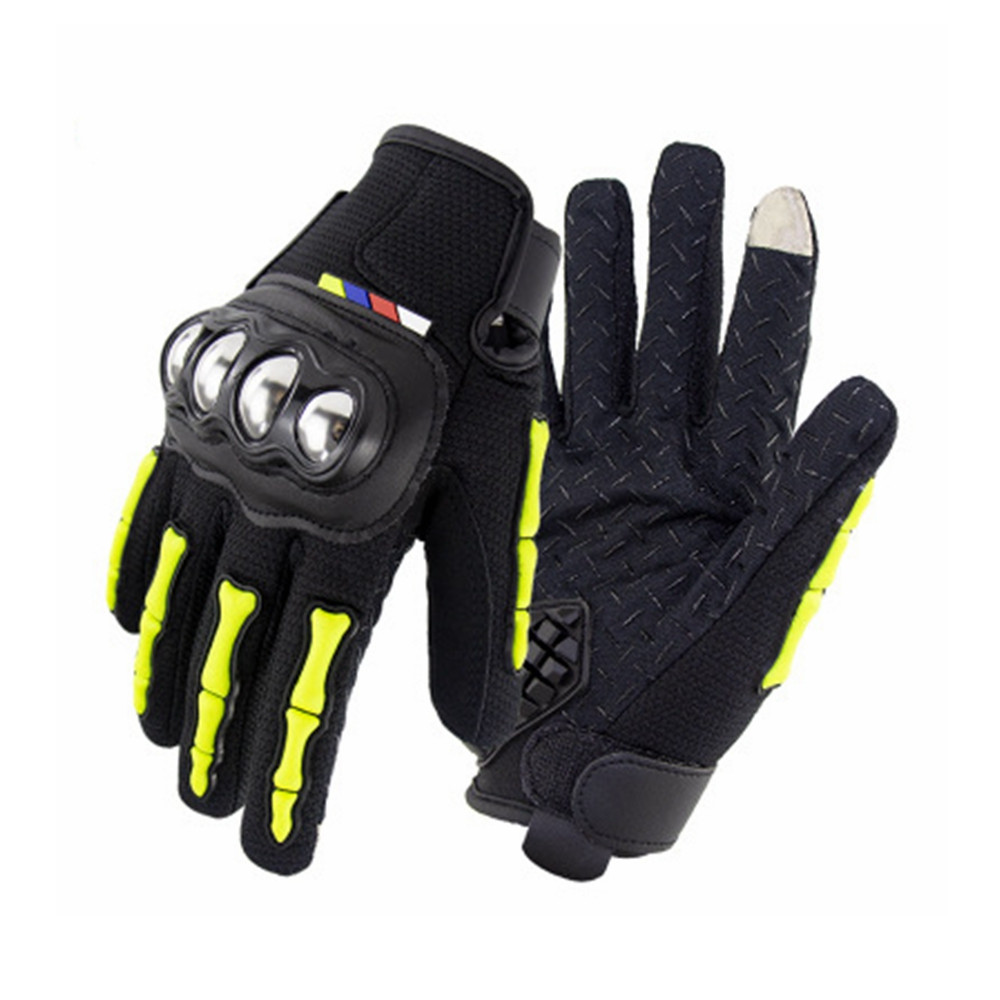 Motorcycle Motocross Gloves Touch Screen Anticoll