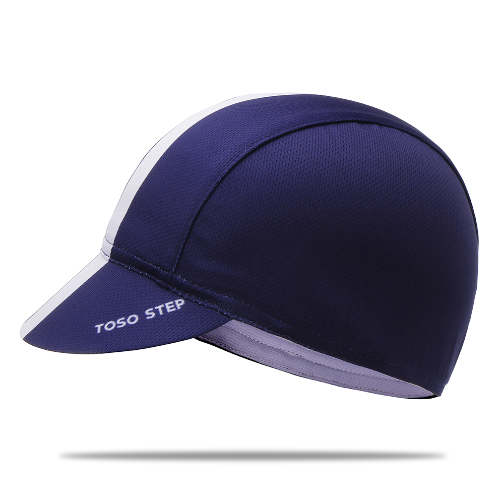 Men Polyester Quick-drying Breathable Cycling Cap Outdoor Sun Protection Visor Hat