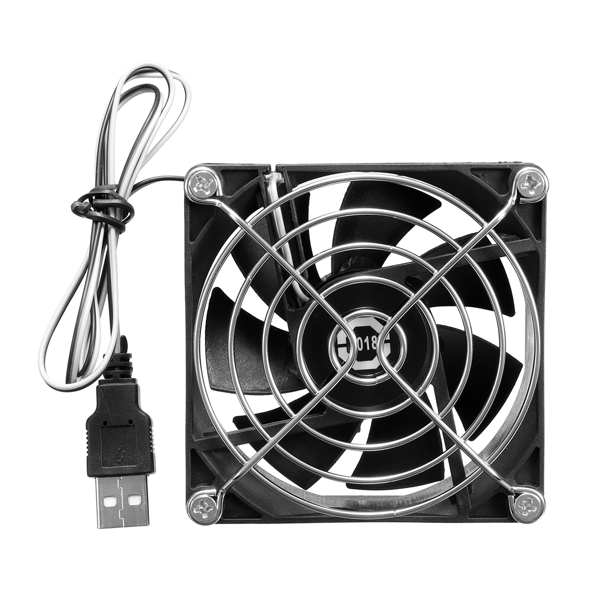 8cm USB Cooling Fan Heatsink for PC Computer TV Box for