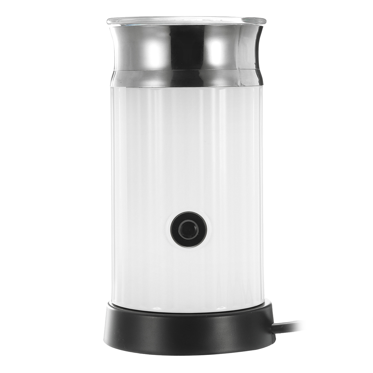 500W Electric Warm Milk Frother Automatic Home Coffee Foaming Maker Machine Milk Blender