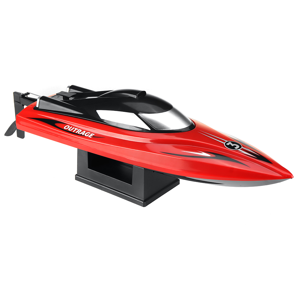 LH 9351 RTR 2.4G 30kph Fast RC Boat w/ Self-Righting Anti-Roll Back Vehicles Model Toys 7