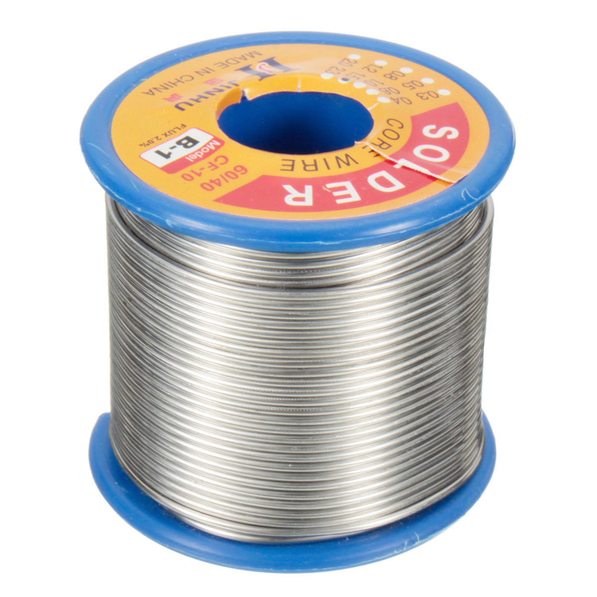 500g 1.5mm Flux 2.0% Solder Wire Lead 60/40 HQ Flux Mul