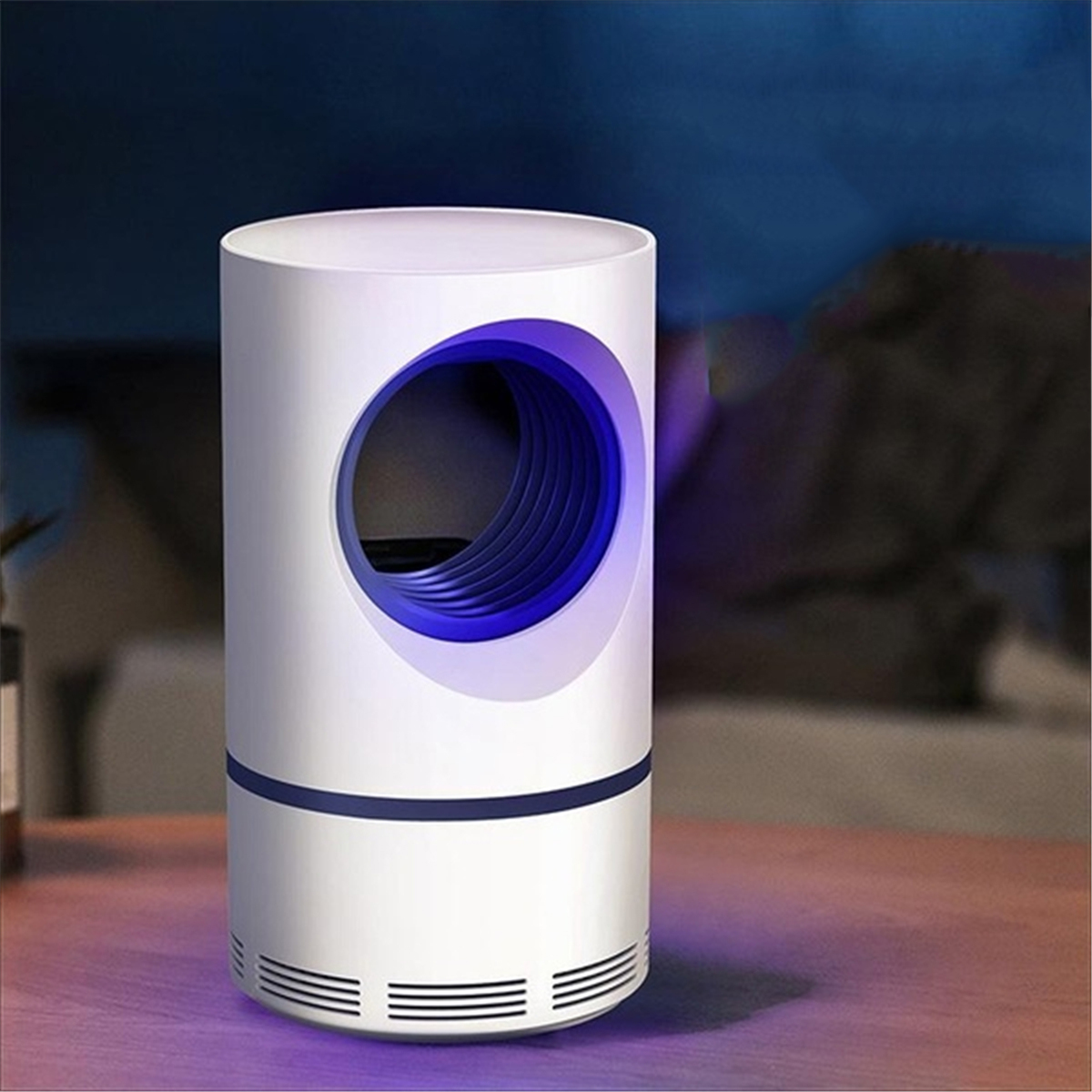 USB UV Anti Fly Mosquito Killer Lamp Electric Mosquito