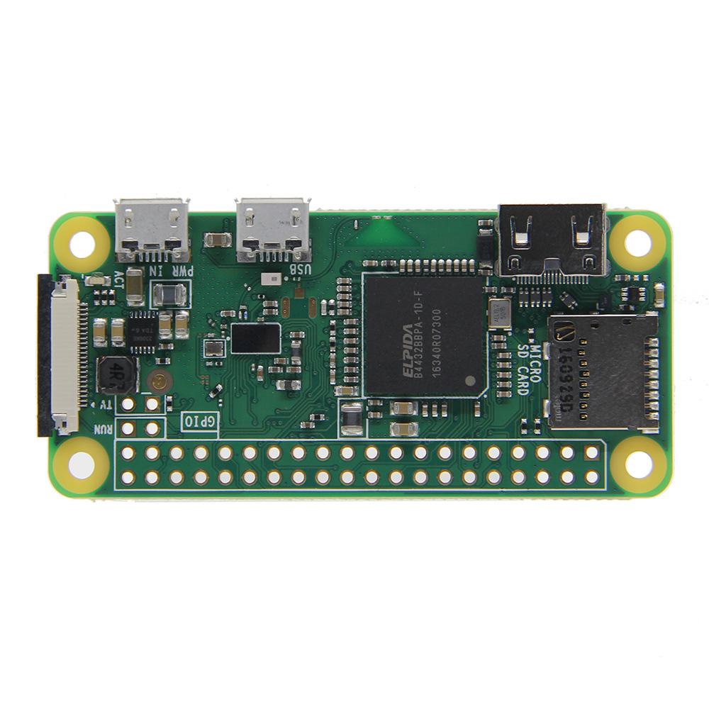 Raspberry Pi Zero W 1GHz Single-Core CPU 512M