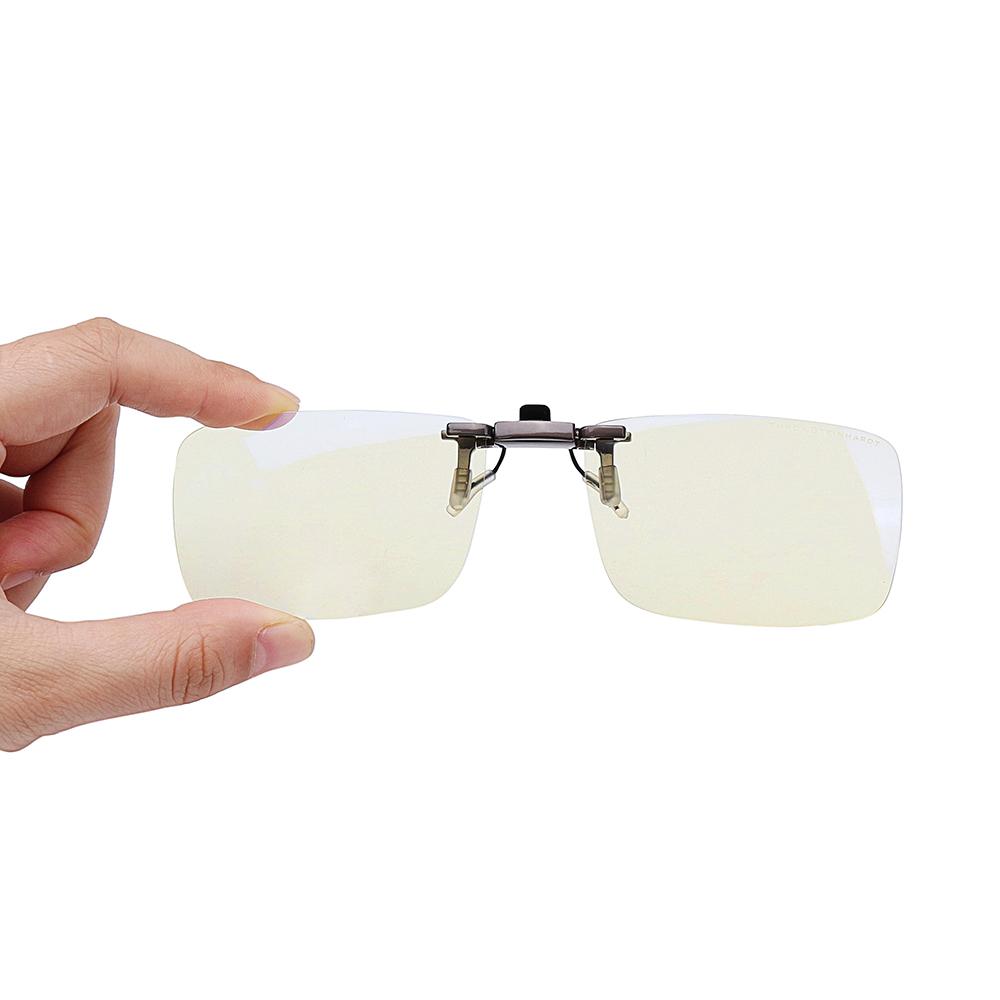 XIAOMI TS Clip On Sunglasses Anti Blue-ray Glasses Eyes