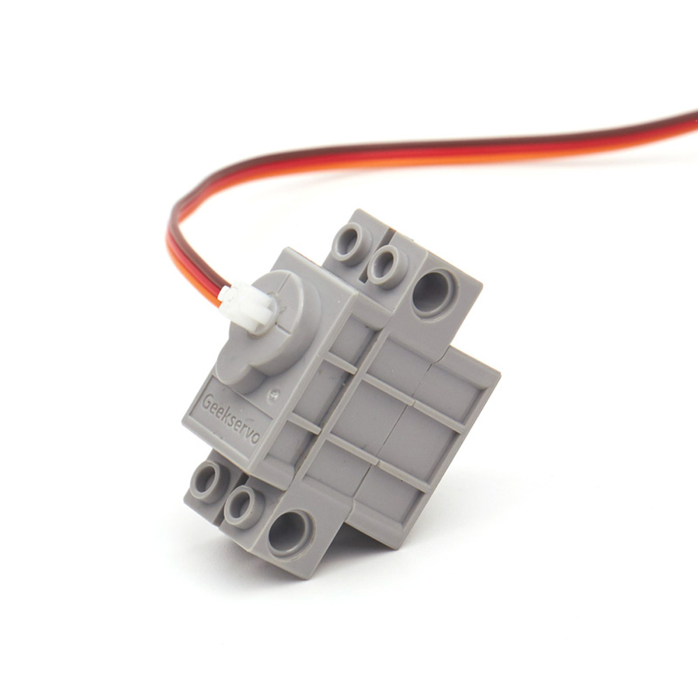 KittenBot 4Pcs 270 Gray Geek Servo with Wire