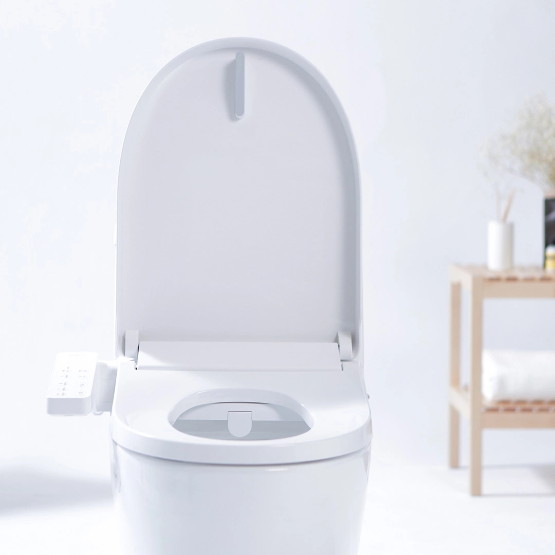 SMARTMI Multifunctional Smart Toilet Seat Covers LED Night Light 4-grade Adjust Electronic Bidet