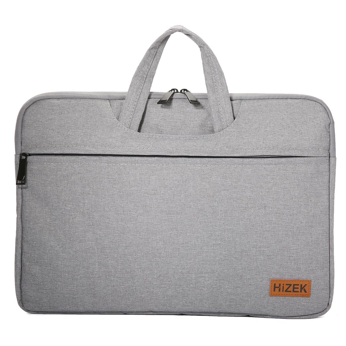 Hizek Waterproof Laptop Sleeve With Handle & Zippe