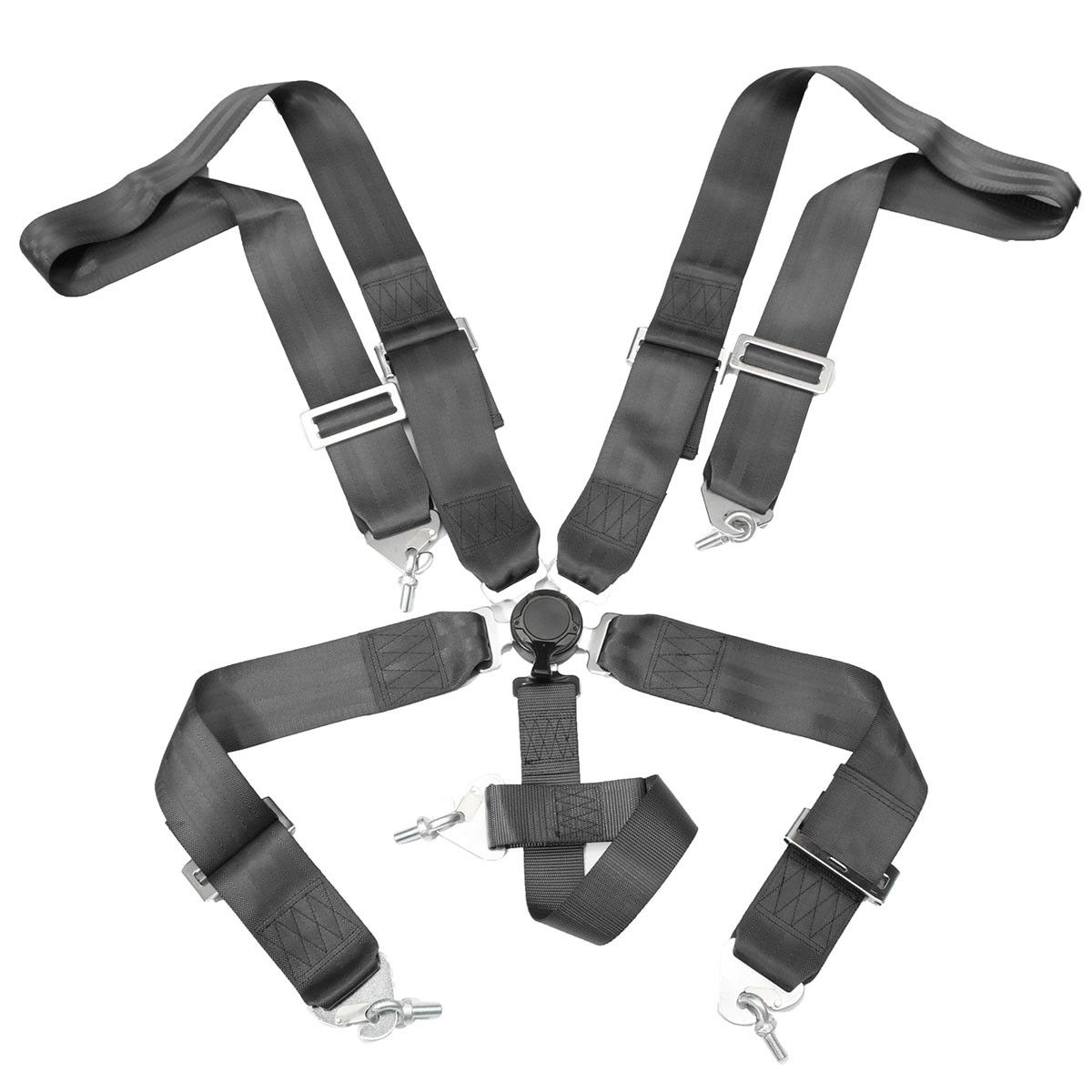 5 Point Cam Lock Racing Car Seat Belt Race Safety