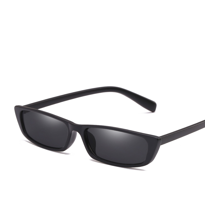 Men And Women Retro Small Party Sunglasses PC Frame Sunglasses for Driving UV400 Protection