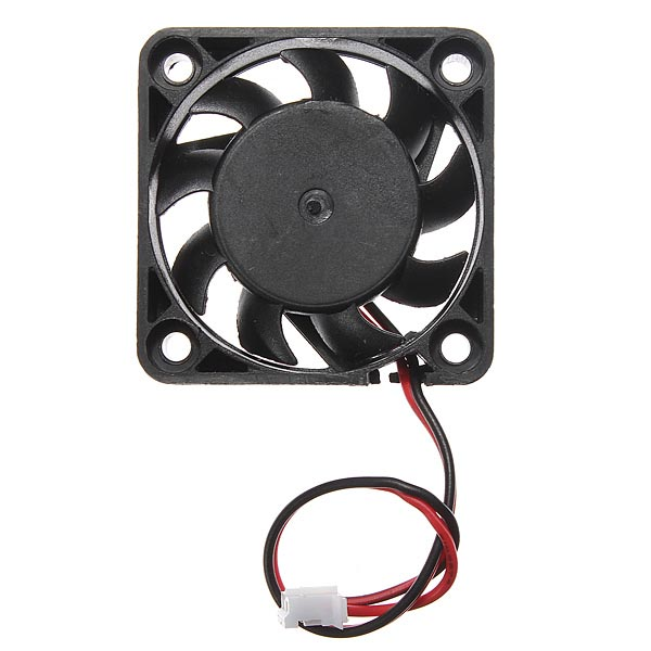 2-Pins 40x40x10mm 12V Heat Sink Cooler CPU Cooling Fan