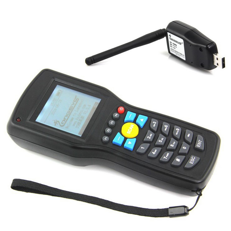 T5 Elite Wireless Barcode Reader Terminal Data Collector Scanner