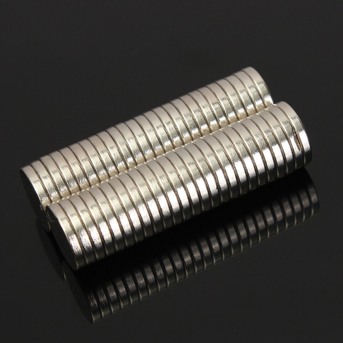 50pcs N50 12mm X 2mm Strong Round Magnets Rare Earth Ne