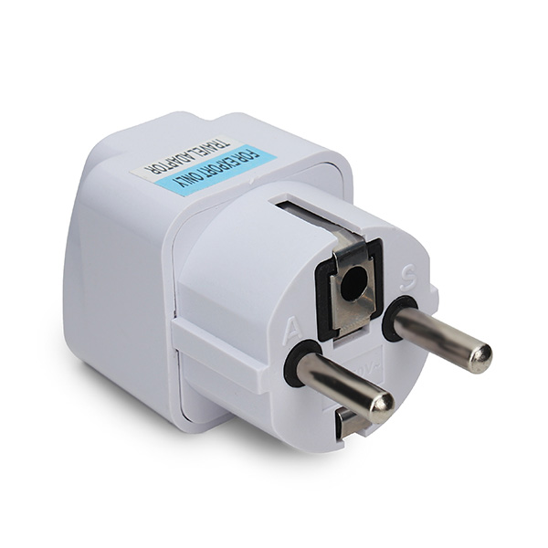 AC 250V Power Travel Adapter