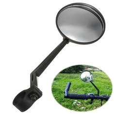 Bicycle Back View Mirror Bike Handlebar Rear View Convex Bike Mirror