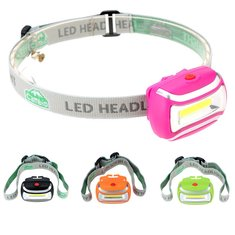 Outdoor Lighting LED Headlight Camping Hiking Headlamp Fishing Light Lamp