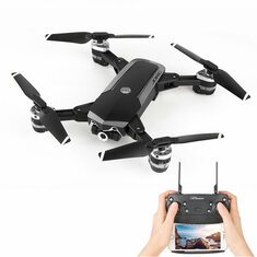 JDRC JD-20S JD20S WiFi FPV Foldable Drone 2MP HD Camera With 18mins Flight Time RC Quadcopter RTF