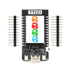 TTGO T-Display ESP32 CP2104 WiFi bluetooth Module 1.14 Inch LCD Development Board LILYGO for Arduino - products that work with official Arduino boards