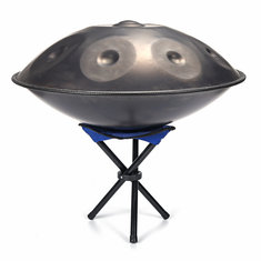 Foldable Drum Stand for 9 Notes Musical Hand Steel Drum