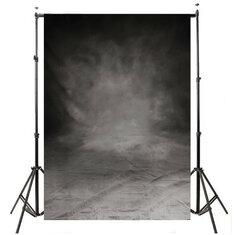 5x10FT Large Retro Grey Cloth Backdrop Photography Studio Props Photo Background