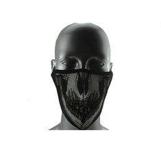 Outdoor Cycling Mask Bike Bicycle Face Mask Veil Guard CS Face Shield