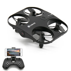 Eachine Windmill E014 WIFI FPV With 720P HD Camera Optical Flow Altitude Hold Mode RC Quadcopter
