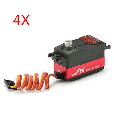 4x JX Servo PDI-4409MG 9kg Large Torque 180 Degree Digital Servo
