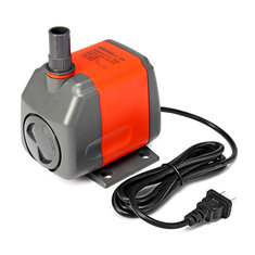 Submersible Pump Ultra Quiet Water Pump Fountain Pump for Fish Tank Aquarium 5W/18W/26W/45W/50W