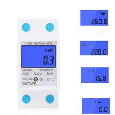 wifi energy meter - Buy Cheap wifi energy meter - From Banggood
