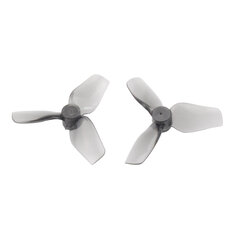2 Pairs HQProp 31mm 31MMX3 3-blade Propeller Poly Carbonate 1mm Shaft for Whoop FPV Racing Drone