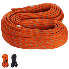 Xinda 12mm 1M Camping Static Rope Cord Rescue String For Caving Downhill Protection