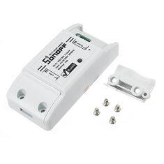 Fai Da te Wi-Fi Wireless Interruttore Per Smart Casa Con ABS Shell Presa di Controllo Remoto Modulo Switch