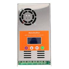 60A MPPT Solar Charge Controller Regulator for 12V/24V/36V/48VDC System with LCD