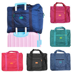IPRee 32L Outdoor Travel Foldable Luggage Bag Clothes Storage Organizer Carry-On Duffle Pack